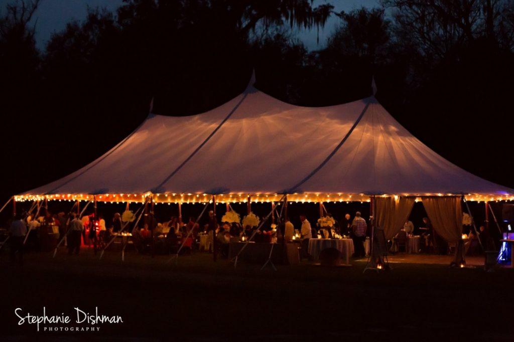 Wedding Tent Rentals in Brooksville, FL